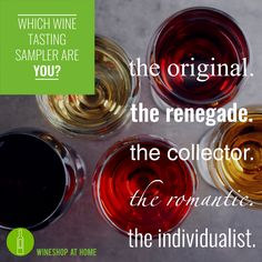 Let's taste! Select a Sampler that speaks to you, invite your friends and we'll swirl & sip your wines at your Tasting. Your Wine Tasting Sampler includes 5 bottles of artisan wine for $29.95 (plus tax & shipping) and your Host Thank You Bottle. Check out my website for details on the options! https://multibra.in/87ph6
