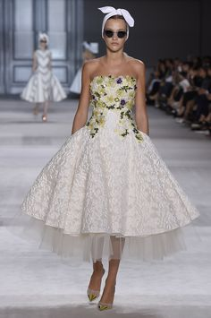 Giambattista Valli Fall 2014 Haute Couture