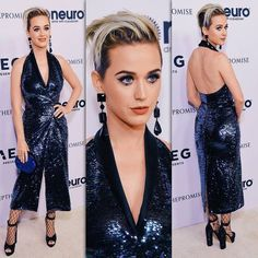 Katy Perry Gallery, Red Studio, Really Short Hair, American Singers, Celebrity Crush, Celebs, Female Celebrities, Short Hair Styles, Actresses