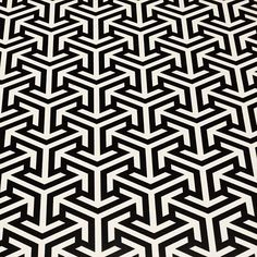 Patterned table #table #furniture #geo #geometric #design #repeat #repeatreapeatrepeat #monochrome #pattern #optic #reading #uk