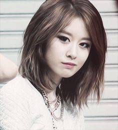 Jiyeon T-ara Cute Faces GIF
