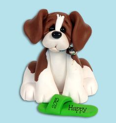 BEAGLE+Personalized+Dog+Christmas+Ornament+by+PersonalizedOrnament,+$15.95
