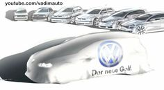 More Details On Volkswagen Golf MK VII In Video