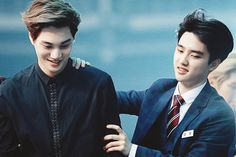 Uploaded by ⒺⓍⓄ. Find images and videos about exo, kai and exo-k on We Heart It - the app to get lost in what you love. Kaisoo, Kyungsoo, Markson, Exo Do, Kim Jong In, Music Awards, We Heart It, Kpop, My Love