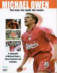 Michael Owen - The Man - The Myth - The Magic A biography of Micheal Owens finest moments and triumphs for both club and country, including his wonder goal against Argentina. http://www.MightGet.com/january-2017-12/michael-owen--the-man--the-myth--the-magic.asp
