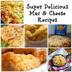 Mac and Cheese Recipe Round-Up
