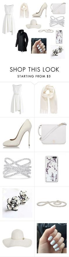 """""""Untitled #73"""" by virgodragon ❤ liked on Polyvore featuring Chicwish, Vivienne Westwood, Dsquared2, Furla, Effy Jewelry, Melissa Odabash and SOREL"""