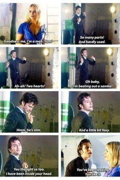 This xd doctor, first doctor, scene, doctor who funny, doctor humo Doctor Who Funny, Doctor Humor, Doctor Who Facts, First Doctor, 10th Doctor, Tenth Doctor Quotes, Twelfth Doctor, Flirting Humor, Flirting Quotes
