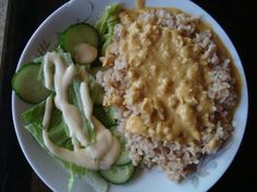 Broilerikastike Easy Cooking, Risotto, Chicken Recipes, Oatmeal, Curry, Breakfast, Ethnic Recipes, Ground Chicken Recipes, Breakfast Cafe