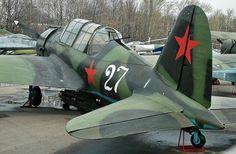 Sukhoi Su-2                                                                                                                                                      More