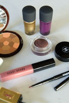 Fall Makeup with Nordstrom Beauty Spot @Nordstrom