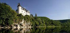 Chateau de la Treyne, hotel de luxe Relais et Chateaux sur la Dordogne en Quercy