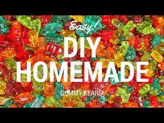 Surprising How To Make Jello Gummy Bears Fun Easy Diy Homemade Gummy Uwap Interior Chair Design Uwaporg