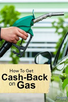 Doesn't it feel like the money you spend at the pump goes right down the drain? Well, you can actually benefit every time you fill up your tank if you sign up for a credit card that offers cash back for gas. http://www.magnifymoney.com/blog/best-of/best-cash-back-credit-cards-gas1086126498