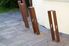 Exterior bins | Street furniture | Noir | Urbo | Alessandro Di. Check it out on Architonic