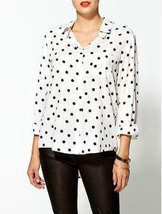 Polka Dots! :) I bought mine at Goldfinch in St. Augustine. Better price and supporting local too!