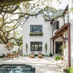 What You Need to Do About House Ideas Exterior Modern Small Before You Miss Your Chance Grouped within exterior you are going to be. No matter which sort of modern house you have, it's important to complement its exterior with… Continue Reading → Future House, Style At Home, Modern Spanish Decor, Canopy Architecture, Architecture Photo, Classical Architecture, Ancient Architecture, Sustainable Architecture, Landscape Architecture