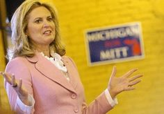 ann romney campaign trail | Ann Romney, wife of Mitt Romney, campaigns in Genesee County as ...