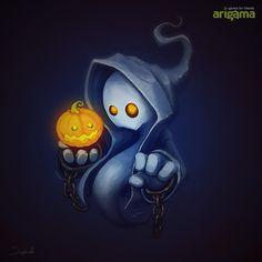 Ghost by ~Sephiroth-Art on deviantART