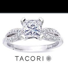 ~My Tacori Engagement Ring~