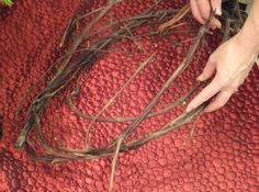 Holiday Green with DIY Wreath.  Make your own wreath and be green!  Trim evergreens, then wind them into a metal or grapevine wreath. Use twine, a glue gun, or floral wire to attach. http://epa.gov/waste/wycd/winter.htm