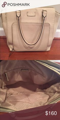 Kate Spade Baxter Street Fernrose In excellent used condition. No stains or pen marks inside etc. kate spade Bags Totes