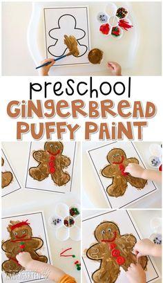 Preschool: Gingerbread - Mrs. Plemons' Kindergarten