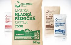 GoodMills - Professional Flours on Packaging of the World - Creative Package Design Gallery