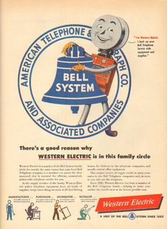 1948 VINTAGE BELL SYSTEM GOOD REASON FAMILY CIRCLE PRINT AD 1656 AF #BELLSYSTEM