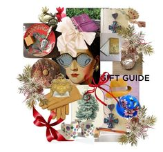 """""""Gifting"""" by minalucinda ❤ liked on Polyvore featuring art"""