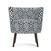 Found it at AllModern - Lily Barrel Chair