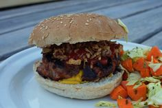 Sandwiches, Cheese Burger, Hamburger, Bacon, Pizza, Dessert, Ethnic Recipes, Food, Desserts