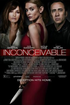 Watch Inconceivable (2017) Full Movie HD Free Download