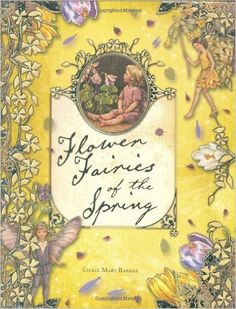 Flower Fairies of the Spring: Cicely Mary Barker: 9780723259923: Amazon.com: Books