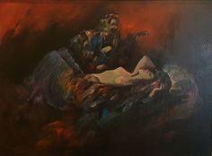 Ramon Oviedo. Artist. Barahona, Dominican Republic.
