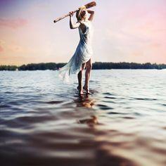 walking on water / Karrah Kobus