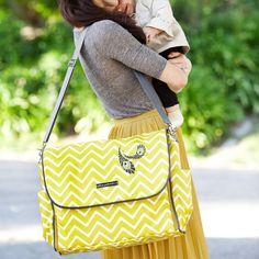 Petunia Pickle Bottom Diaper Bag Abundance Boxy Backpack Glazed Sunshine in Scandinavia #laylagrayce