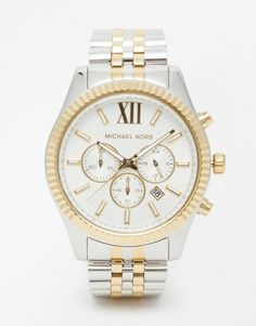 Michael Kors Bradshaw Chronograph Bracelet Watch 43mm Love It Wishlist Pinterest And