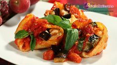 Lumaconi alla Parmigiana - recipe