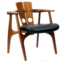 Cadeira Katita / Katita Chair. Design by: Sérgio Rodrigues, 1997.