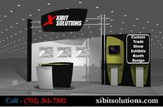Custom Trade Show Booths & Exhibit Rental