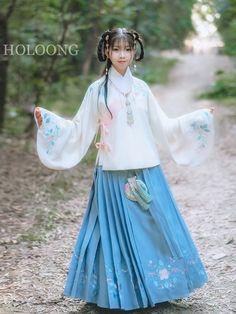 Ruqun Hanfu Spring Ru skirt Women Jacket Clothing