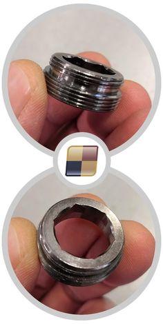 Riduzione M22 - M24 Rings For Men, Jewelry, Men Rings, Jewlery, Jewerly, Schmuck, Jewels, Jewelery, Fine Jewelry