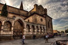 La chiesa di Santa Maria Novella