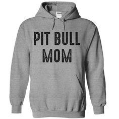 Pit Bull Mom #pitbull