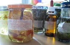 I miei oleoliti- gelsomino, oleolito alla vaniglia, oleolito alla betulla-centella-pilosella e menta