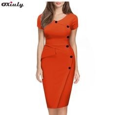 6947ba87f3c Oxiuly для женщин  Большие размеры 3XL летние шорты рукавами Смешанный  хлопок Империя Повседневное Bodycon колен