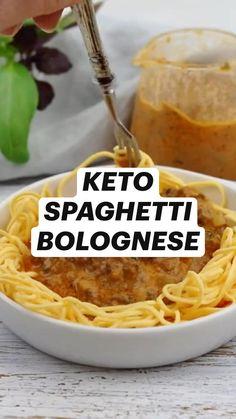 Ketogenic Recipes, Ketogenic Diet, Low Carb Recipes, Keto Noodles, Italy Food, Gnocchi Recipes, Keto Dinner, Low Carb Keto, Italian Recipes
