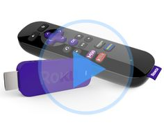 Roku Streaming Stick (HDMI® Version) | Roku Streaming Player $49.99 // I want this, but I really really don't need it. I just want it.