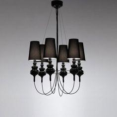 JOSEPHINE MINI QUEEN 6 Lámpara de Suspensión